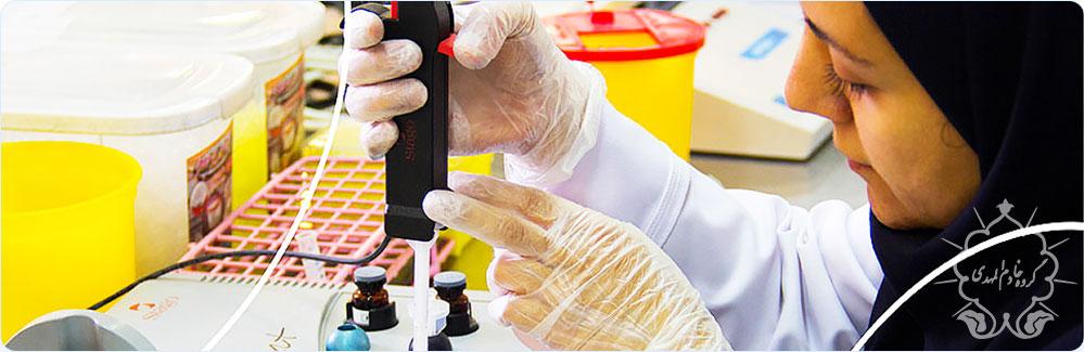 انواع آزمايش هاي تشخيصي در مركز تشخيصي مهديه